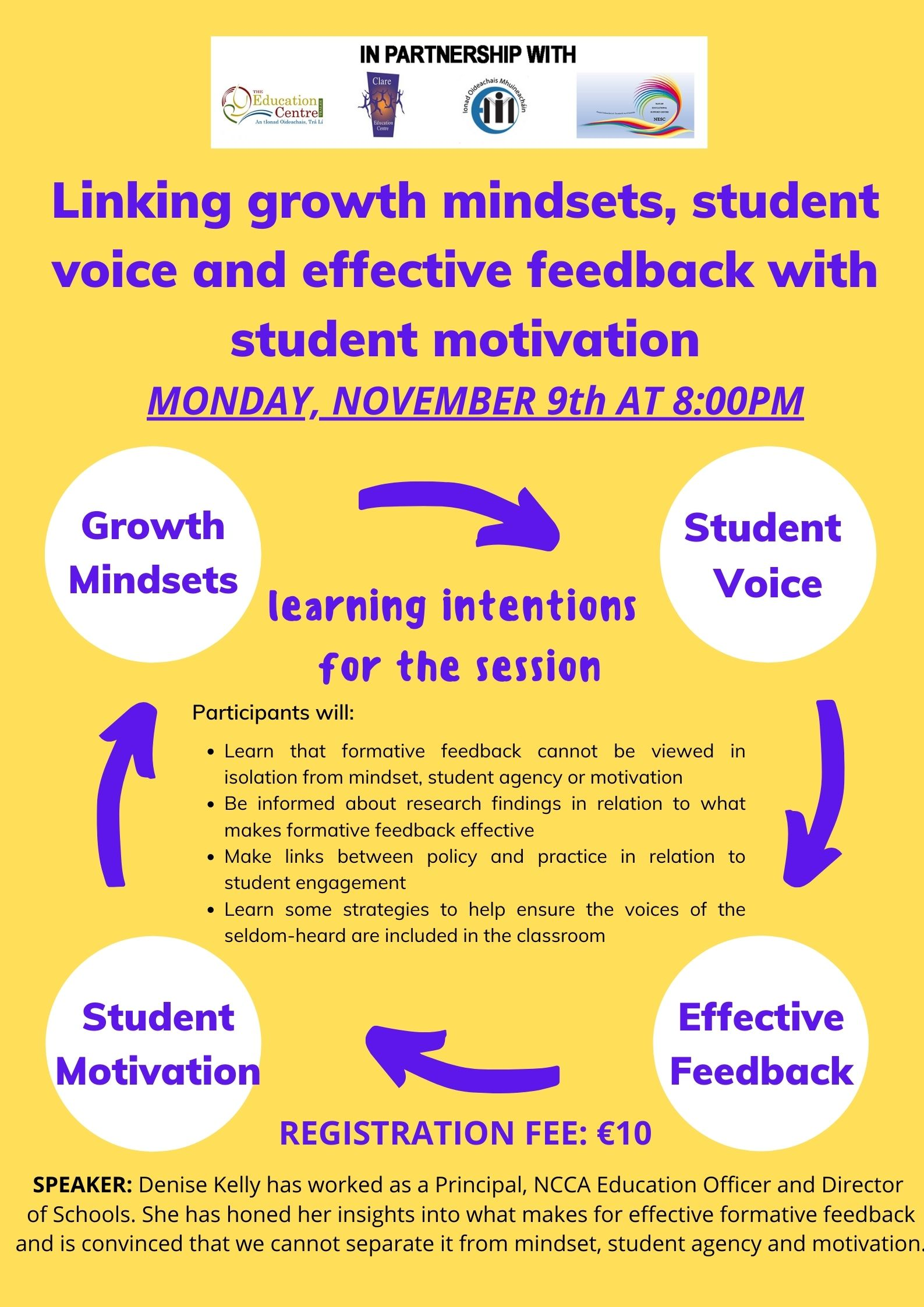 Linking growth mindsets student voice and effective feedback with student motivation 3